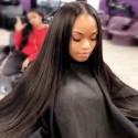 Jada Hair 4 Bundles Raw Malaysian Virgin Human Straight Hair Weaves