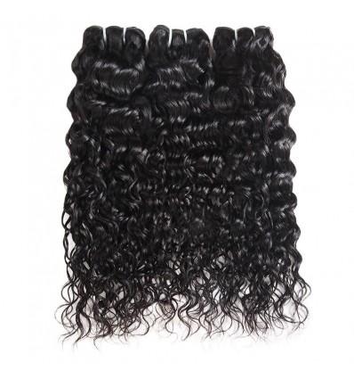 Jada Hair 3 Bundles Unprocessed Peruvian Virgin Human Water Wave Hair