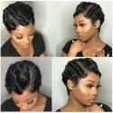 Jada Hair Classic Look Remi Short Human Virgin Hair Finger Curls Wigs