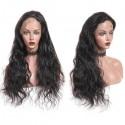 Jada Glueless Lace Front Brazilian Human Body Wave Hair Wigs